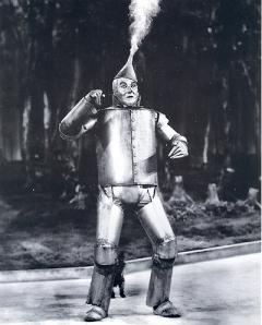 I am Tin Man